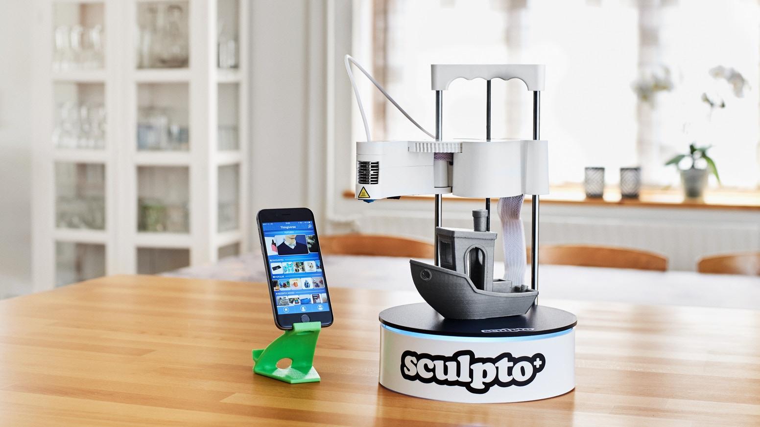 3D printers gebruiksvriendelijk