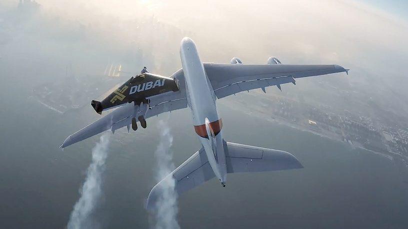 Jetpack vliegen realiteit