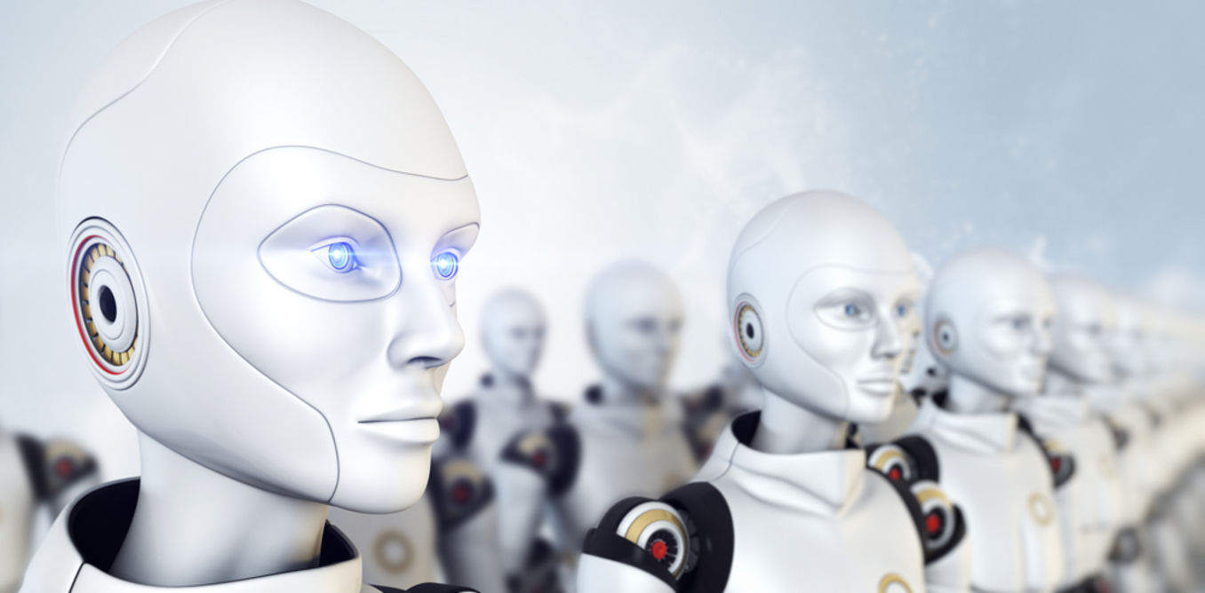 Robot revolutie