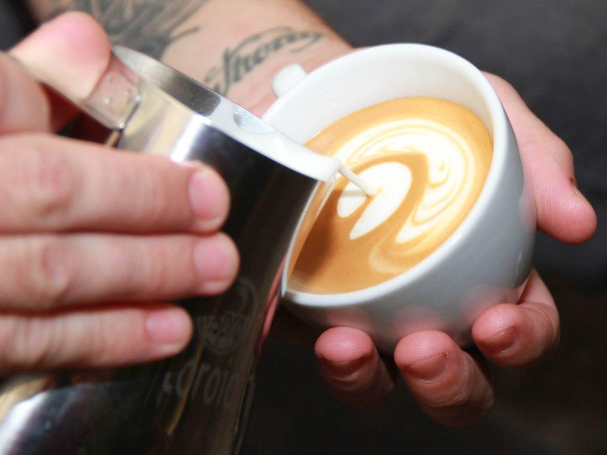 Spiekbriefje koffieliefhebbers