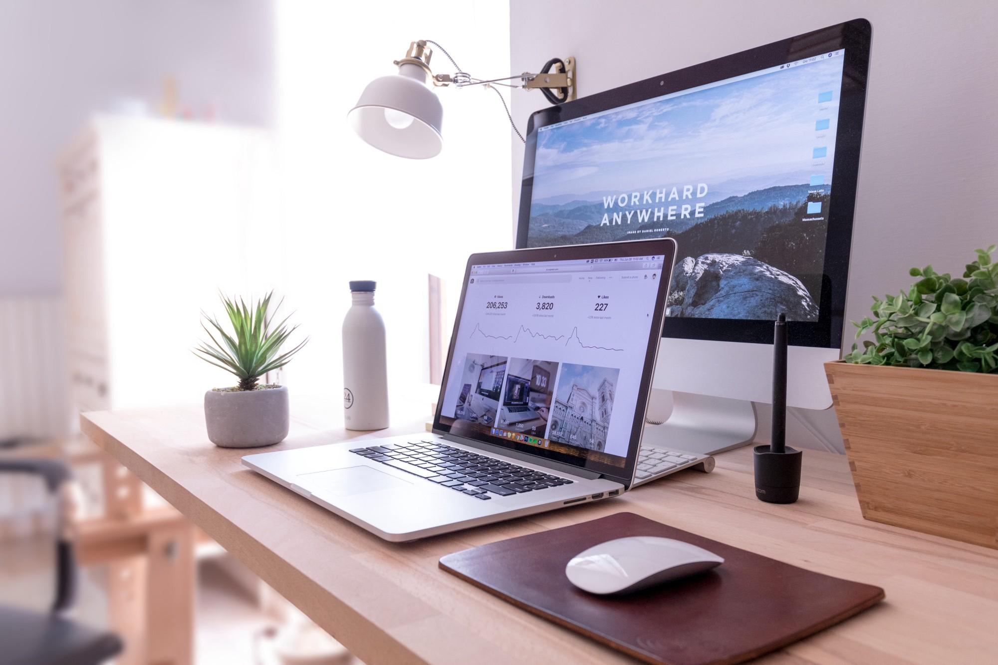Tips voor productief bureau
